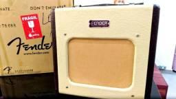 Amplificador Fender Champion Tweed Reissue Valvulado Edição Limitada