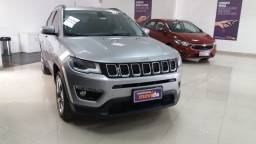 Jeep compass longitude 2.0 4X2 flex 16v aut