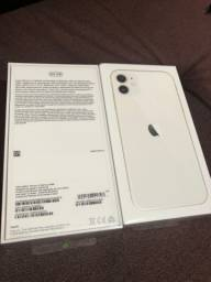 IPhone 11 branco 64Gb, novo!