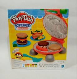 Play-Doh Hamburgueria