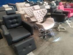 Cadeira hidráulica salão beleza !!! Fabrica de móveis pra salão de beleza !!!