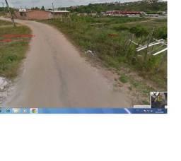 Vendo um terreno em Catu Ba. 18mil