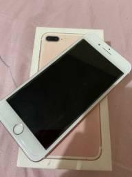 Vendo iPhone 7plus zerado