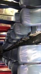 Jogo de poltronas de ônibus a venda