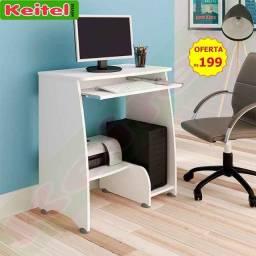 Título do anúncio: Rack Para Computador Pixel - cor: Branco