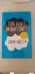 LIVRO THE FAULT IN OUR STARS JOHN GREEN