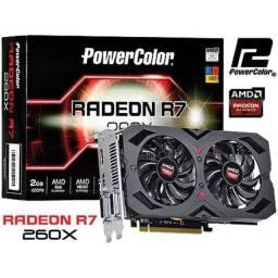 Placa De Vídeo Radeon R7 260x