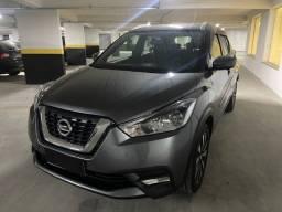 Nissan kicks 2017 sl top de linha toda revisada em concessionária