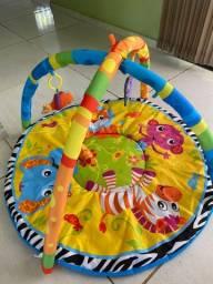 Centro interativo infantil