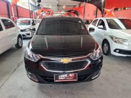 Cobalt 2017 Ltz 1 mil de entrada Aércio Veículos utd