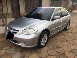 Vendo Civic 2005 Ex 1.7 automático