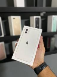 IPhone 11 256GB ZERO Branco, NOVO 1 Ano de Garantia
