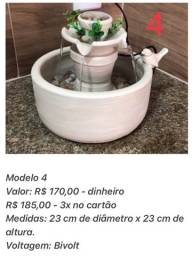 Mini Fontes de Água Artesanais- Catanduva Sp