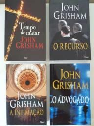 Livros John Grisham