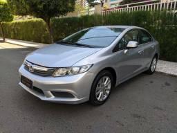 Civic Lxs 1.8 (Aut) 2012/2012
