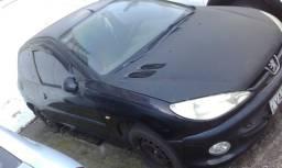 Peugeot 2005/2006 preto
