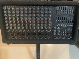 Amplificador Mixer Carvin cx 1252