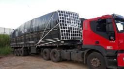 Tela Rede Contenção Cargas Caminhão Normatizada Contran NR 552. Marca Eleva & Amarra