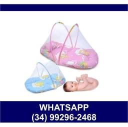 Berço Mosquiteiro Infantil Nenê Portátil * Fazemos entregas