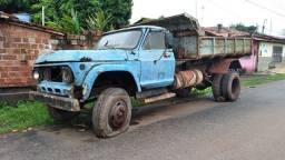 Caçamba toco Chevrolet