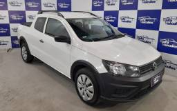 VW/SAVEIRO 1.6 2018 CD FLEX SO NA RAFA VEICULOS 1.MIL DE ENTRADA.