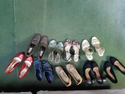 Calçados para brechó