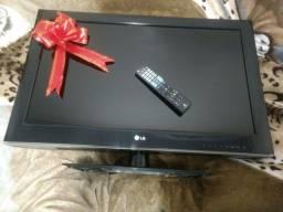 tv/televisão (com garantia) lcd lg 32 polegadas ( com recibo/nota)