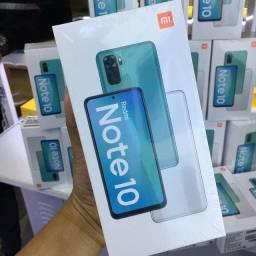 Celular Xiaomi Note 10 novo Lacrado na Caixa