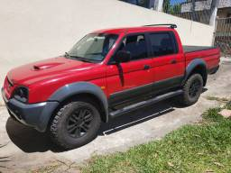 L200 2008 4x4 manual impecável,  super inteira R$48900