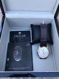 Relógio Jaguar Slim Suíço Original