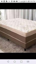Olha a promoção \ cama casal de molas casal super elastic