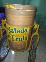 Vendo carrinho de salada
