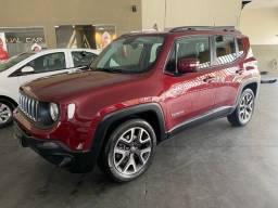 Vendo Jeep Renegade Longitude 2019 1.8 Flex Automático 6 marchas (Carro Extra)