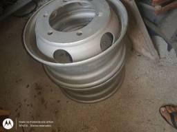 Rodas para pneus sem Câmara