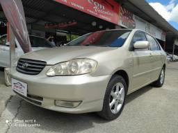 Corolla 2004 xei 1.8 automático 24.900 financiamento até 60x