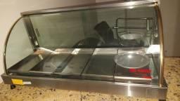 Estufa elétrica para Salgados