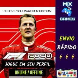 F1 2020 SCHUMACHER XBOX ONE