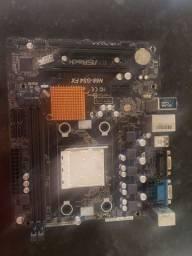 Troco em headset/ Placa AsRock N68-GS4 FX