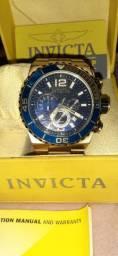 Oportunidade de adquirir relógio da marca INVICTA,