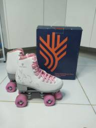 Vendo patins USADO