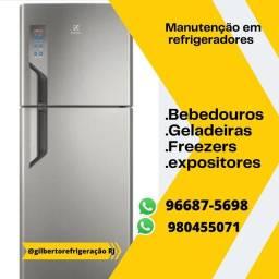 GSM refrigeração