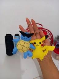 Chaveiros de pokemon