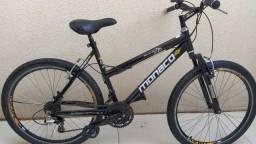Bicicleta Monaco aluminio aro 26 - parcelo sem juros