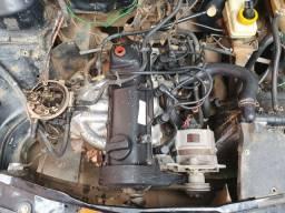 Motor AP 1.6 Injetado Funcionamento Perfeito