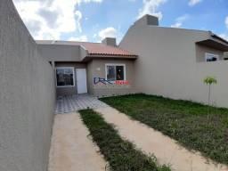 Casa para Venda em Fazenda Rio Grande, Nações, 3 dormitórios, 1 banheiro, 1 vaga