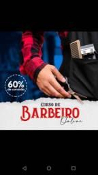 Aprenda ser barbeiro