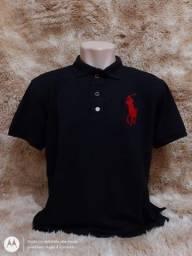 * Camisas polo Piquet e algodão varias marca