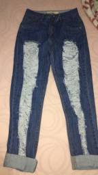 Calça Nova de marca