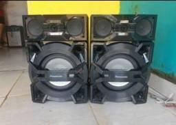 Vendo ou troco , caixas de som