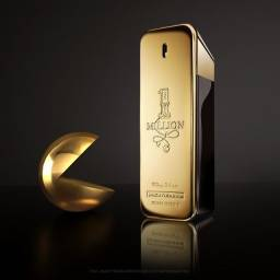 1 Million Pac-Man Collector Paco Rabanne Perfume Masculino - Eau de Toilette - 100ml